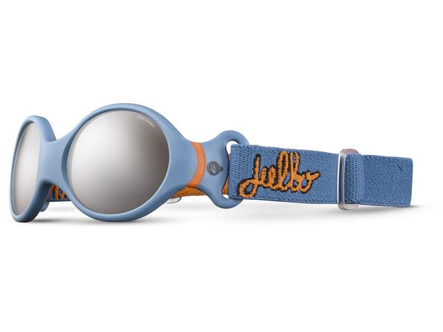Julbo Loop S Spectron 4 Sunglasses Kids, blue/orange